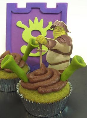 Horde Birthday Cake