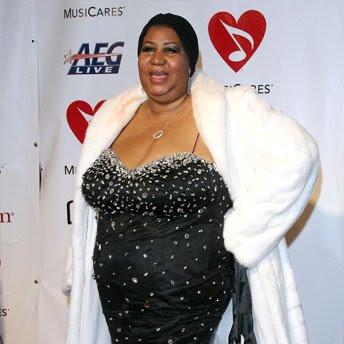 Aretha Franklin Boobs