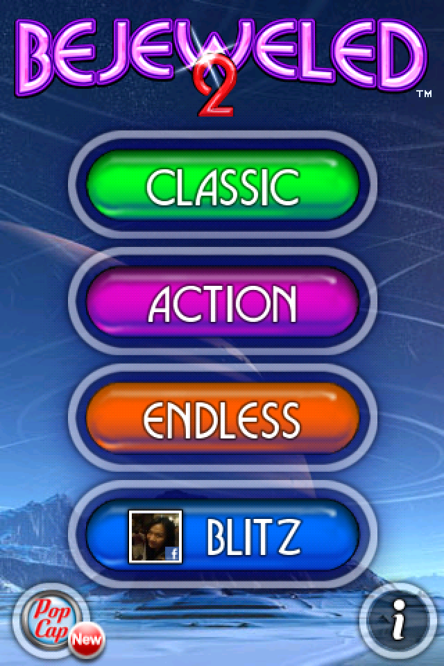 Review of Bejeweled 2 + Blitz (iPhone App) | ngjuann com