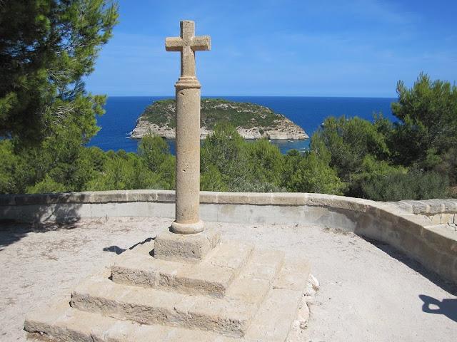 Creu i illa Portitxol Xàbia