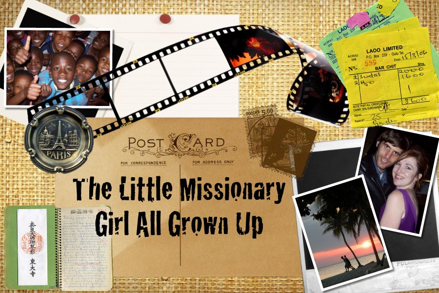 The Little Missionary Girl All Grown Up