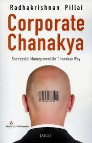 Reading Corporate Chanakya....