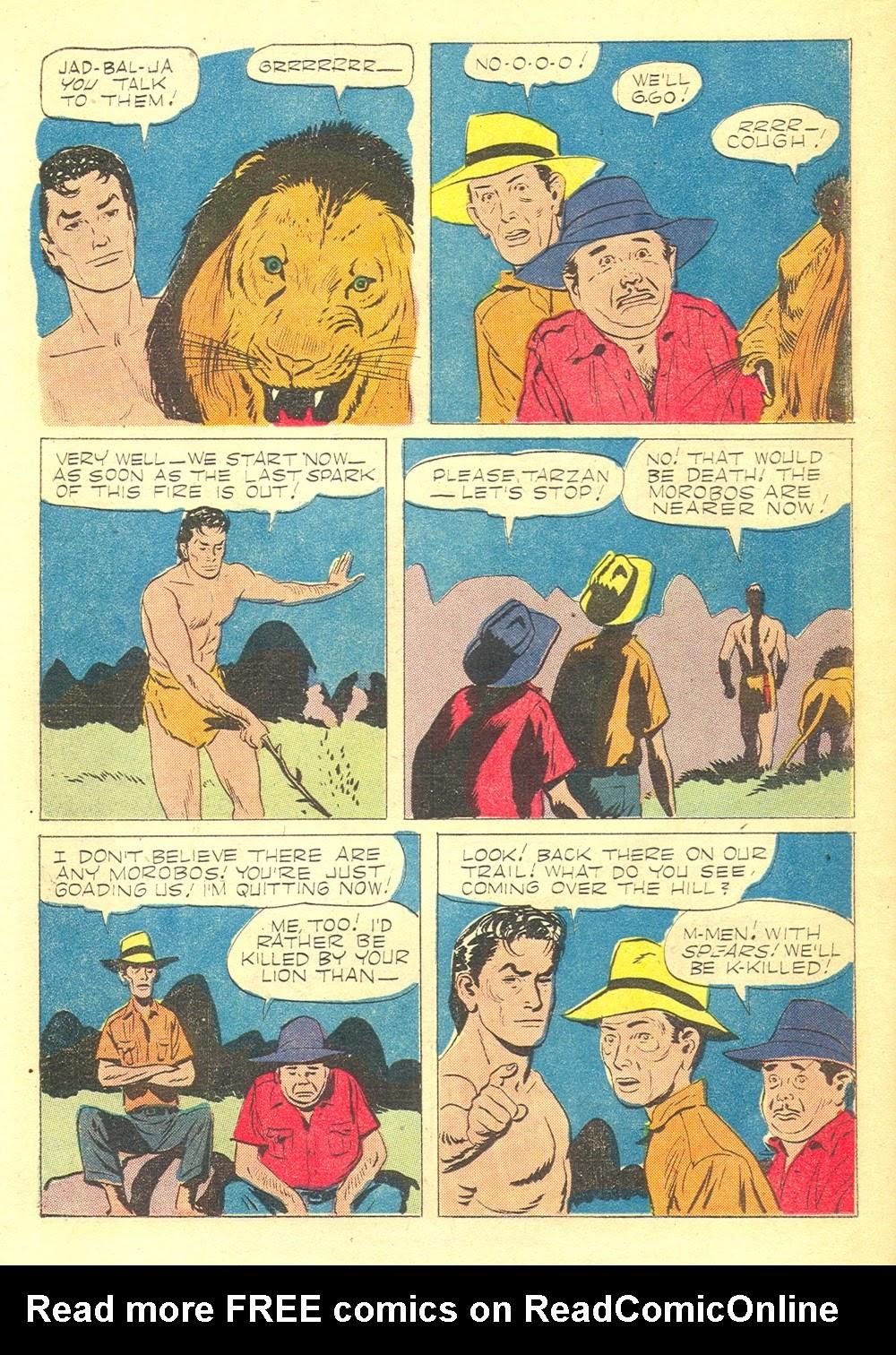 Tarzan (1948) issue 75 - Page 26
