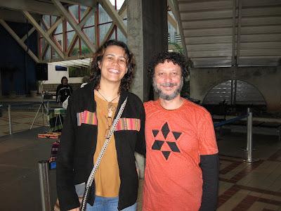 Ademar Farinha é um músico e ceramista brasileiro.