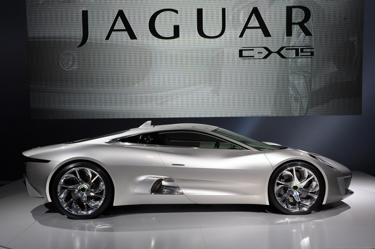 jaguar c x75 par s 2010 autos ultimo modelo. Black Bedroom Furniture Sets. Home Design Ideas