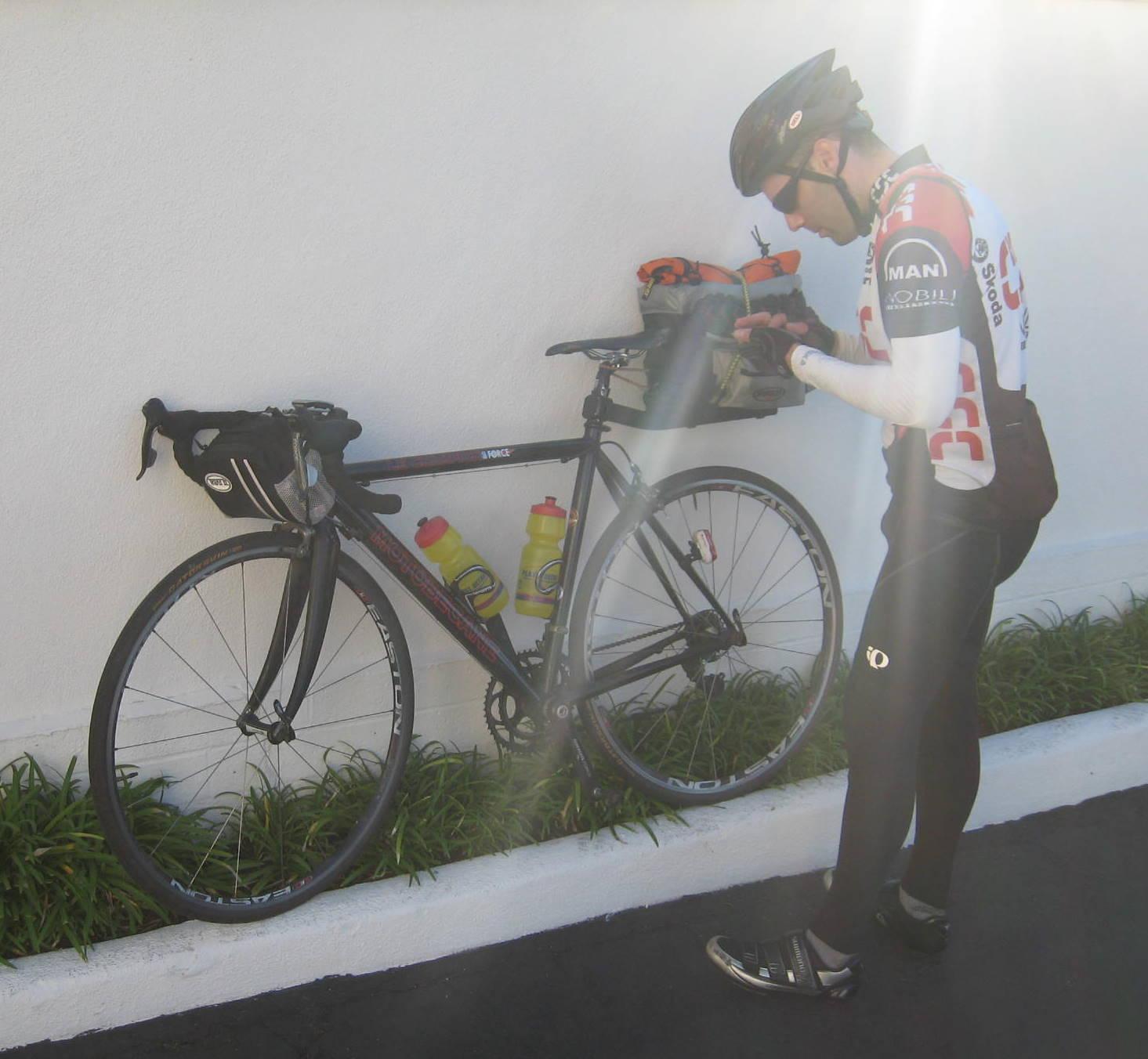 Two-Wheelin' It: From Vancouver To Tijuana
