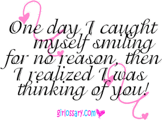 Thinking About You Cute Quotes. QuotesGram