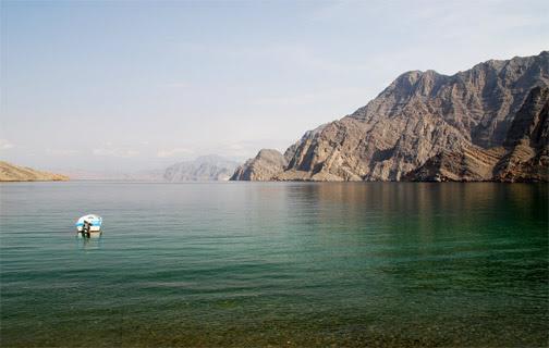 Oman: Musandam, Padang Pasir, Batu, dan Lautan