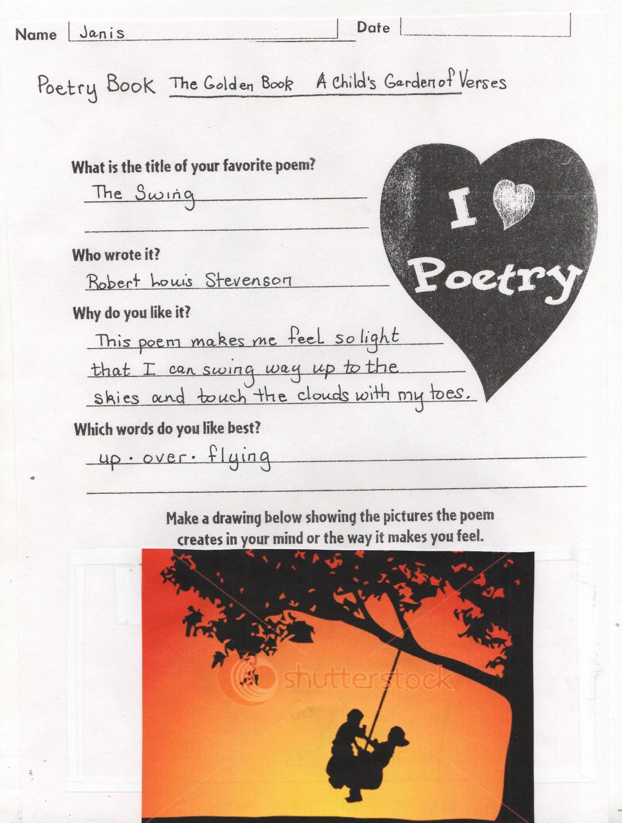 Elementary School Enrichment Activities November