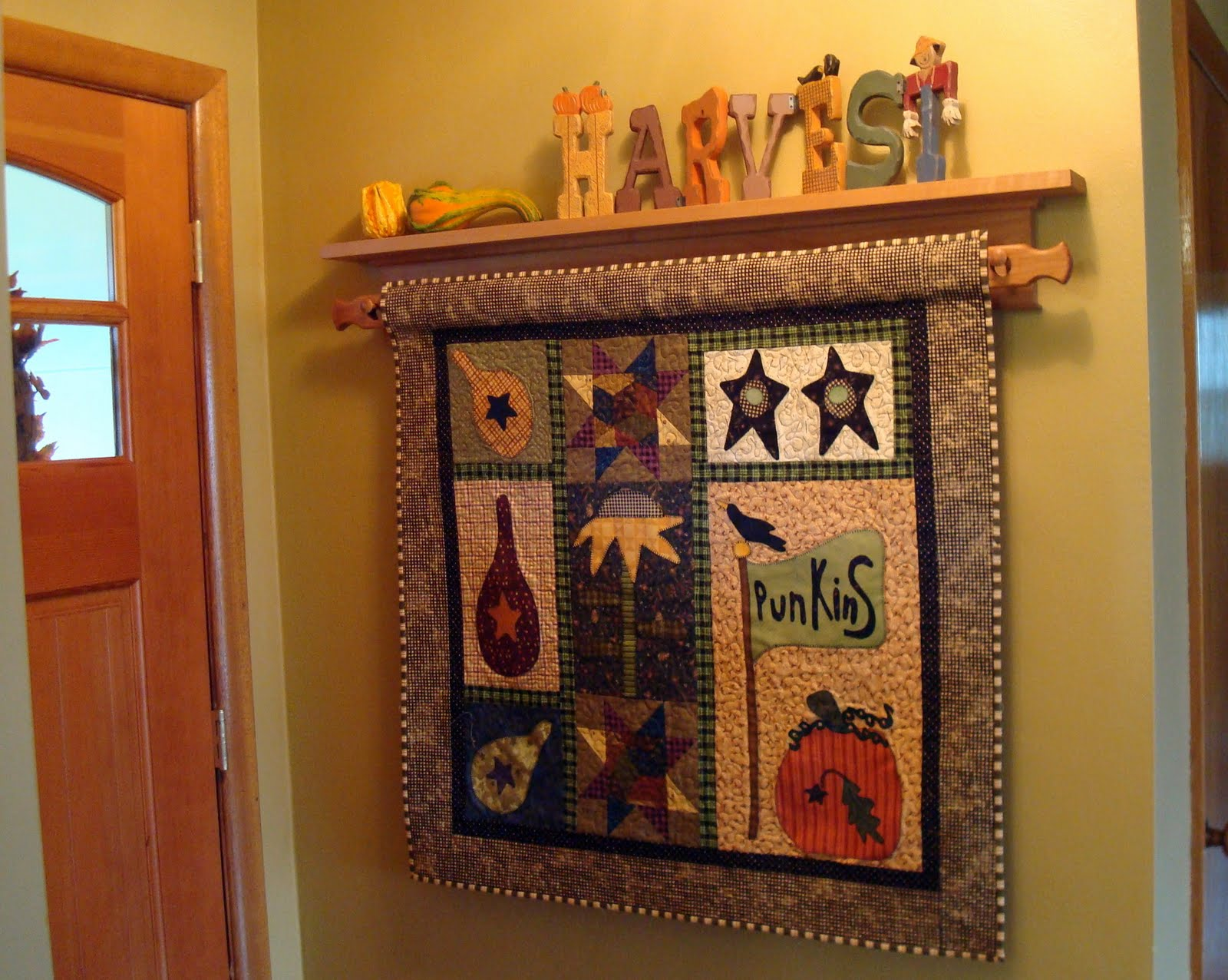 Squash House Quilts: My Unplanned Hiatus is Over!