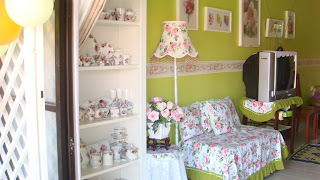 Ruang Tamu Vantage Desainrumahid Hijau Itu Menawan Diary Roses A Inggeris Ringkas Hati Ku