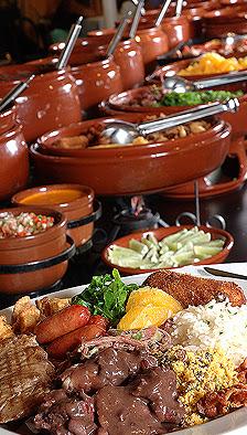 Badaro foto pratos - Garoa com Virado