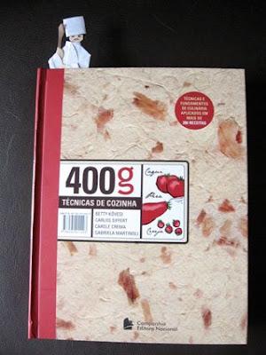 400g - 400g Técnicas de Cozinha