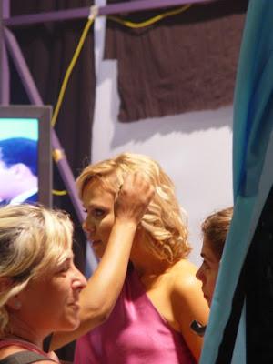 Imagem - >Bastidores do Teleton 2009