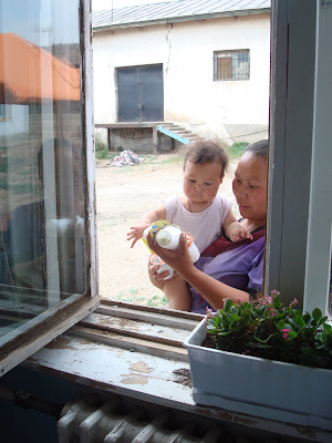 Steppe Into Mongolia: Baby Massage Parlor: Rickets Prevention