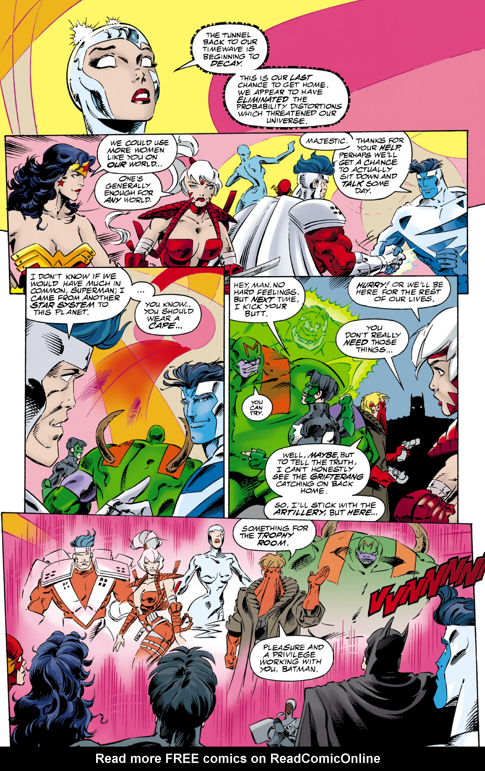 Read online JLA/WildC.A.T.s comic -  Issue # Full - 59