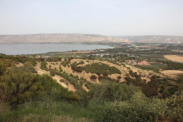 ישראל בתמונות - ימת הכינרת