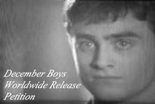 Help December Boys release worldwide