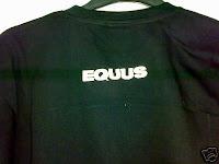 Equus merchandise: First t-shirt photos