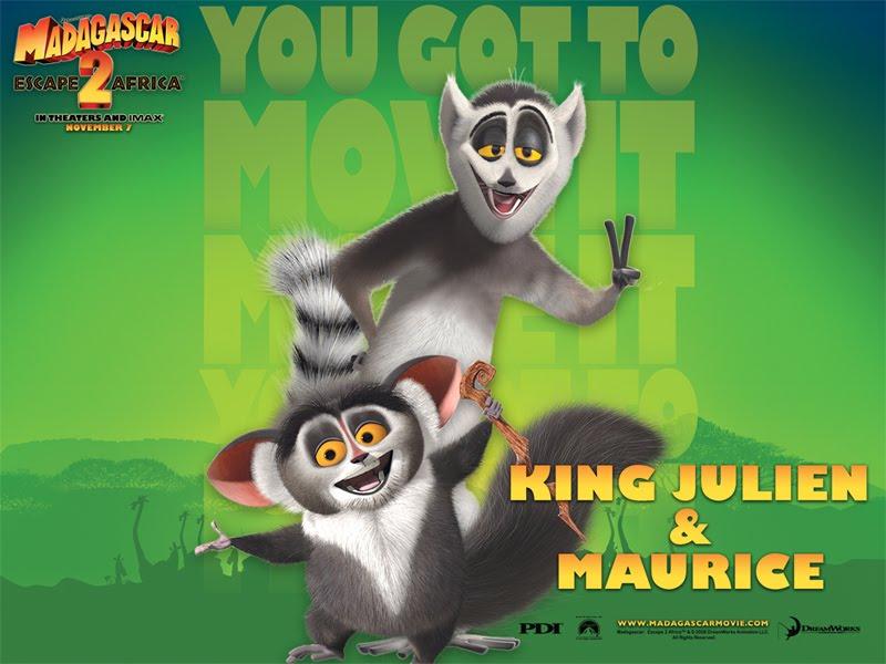 RAJESH SHARMA: King Julian [Madagascar] - Quotes