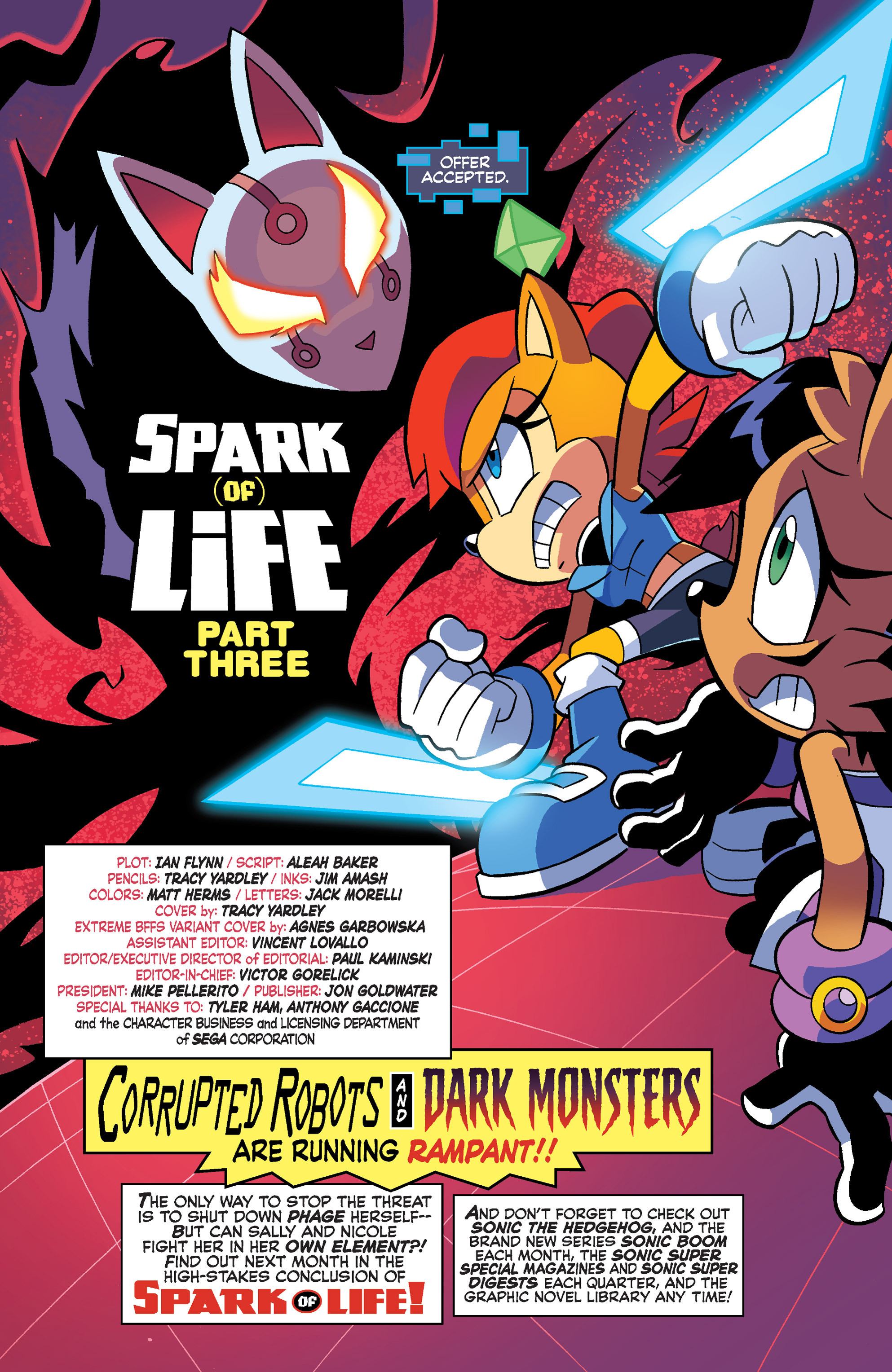 Read online Sonic Universe comic -  Issue #73 - 23
