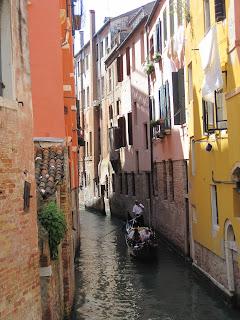Venecia: canales