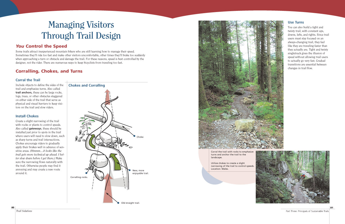 How To Build Mountain Bike Trails Singletrack Video