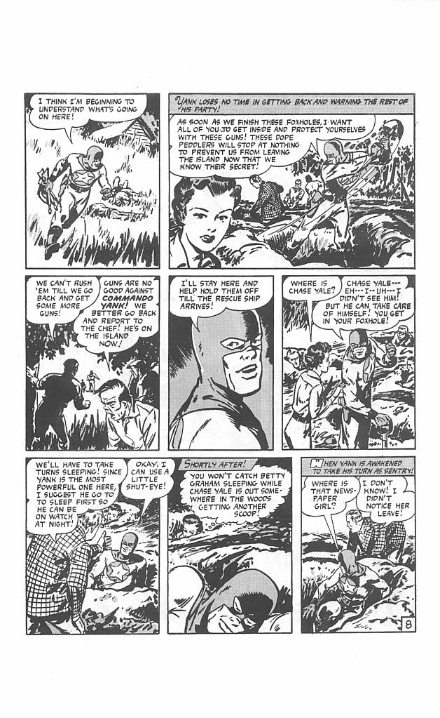 Read online Golden-Age Men of Mystery comic -  Issue #4 - 17