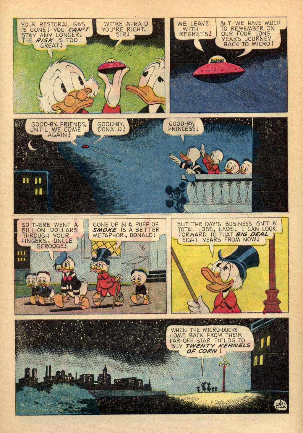 Read online Uncle Scrooge (1953) comic -  Issue #65 - 26