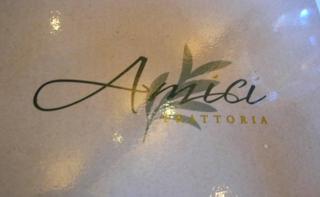 Amici Restaurant Reviews