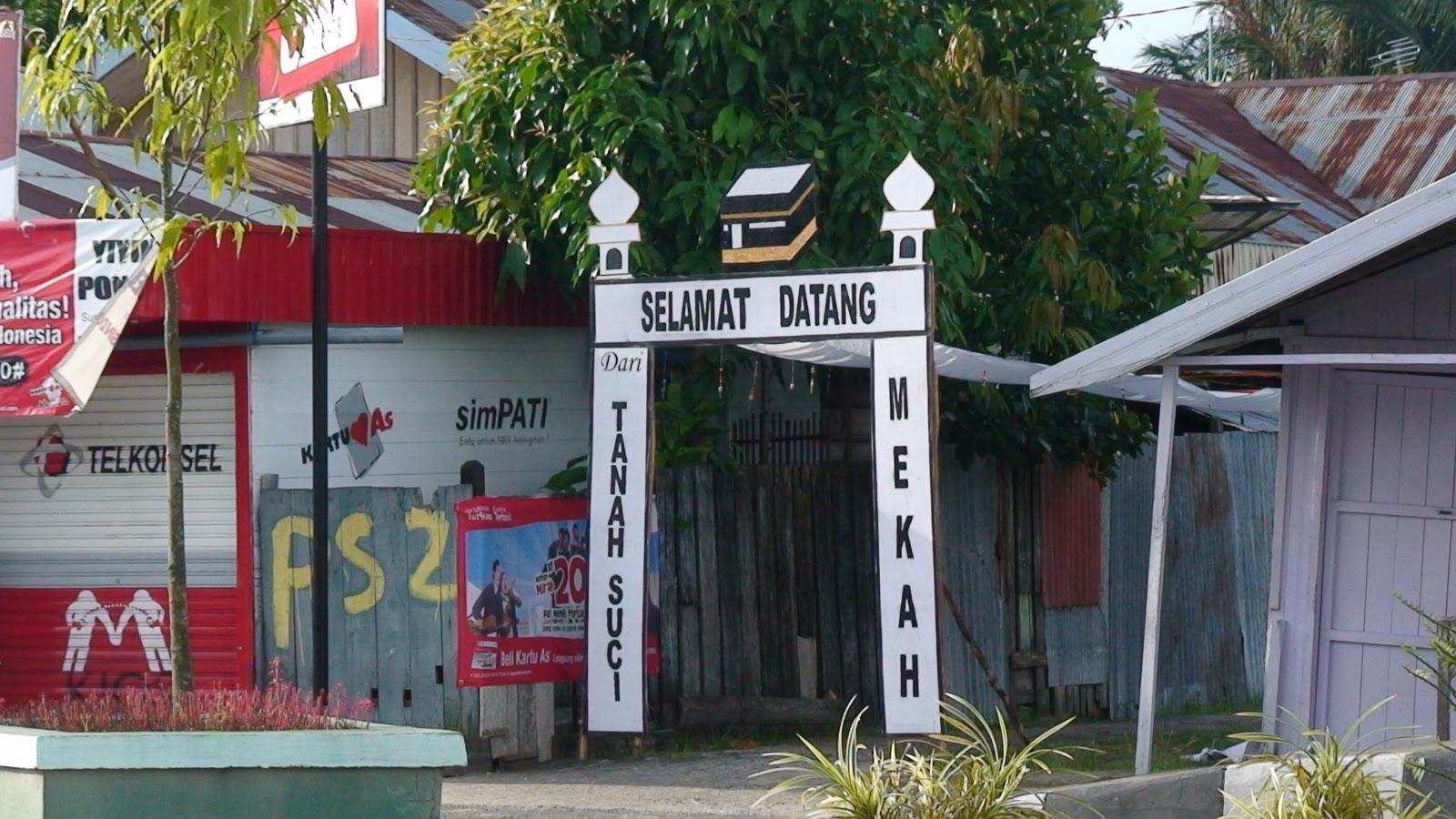 Selamat Datang Jama Ah Haji Kapuas