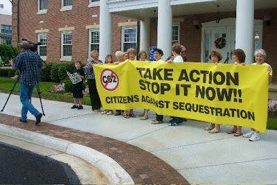 Citizens Against CO2 Sequestration: Midwest Regional Carbon