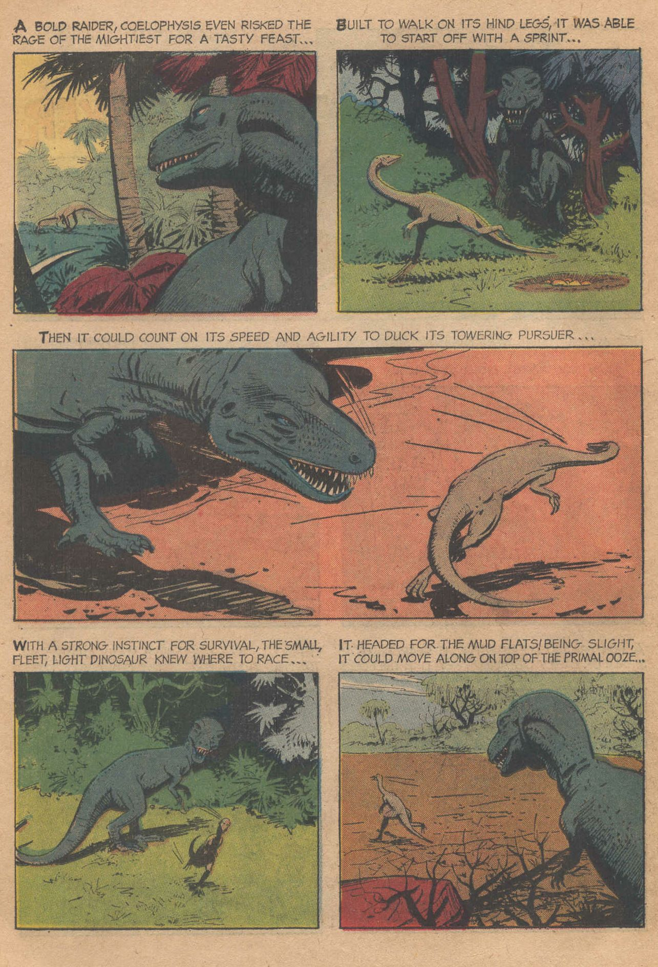 Read online Turok, Son of Stone comic -  Issue #58 - 22
