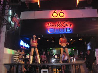 Thailand S Hottest Red Light Zone Walking Street In