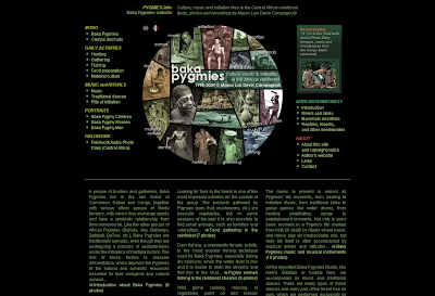 Cameroon Web 2 0 Pygmies