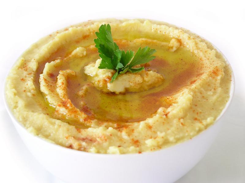 Middle Eastern Garlic Spread