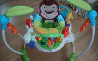 Chloenista888 Fisher Price Precious Planet Jumperoo 6000php
