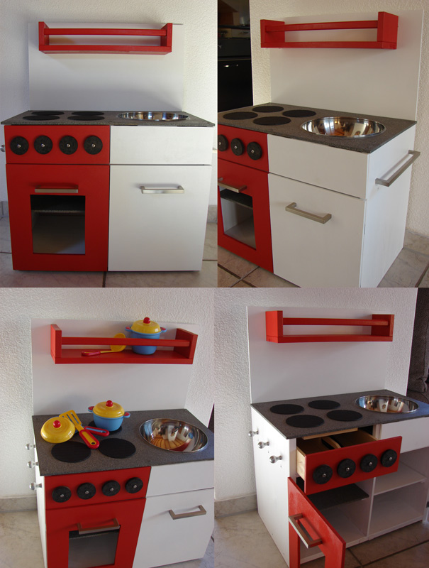 kinderküche selfmade... - Kinder Küche Selber Bauen