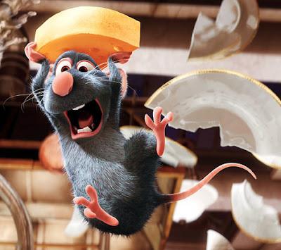 Ratatouille - Las mejores películas de 2007