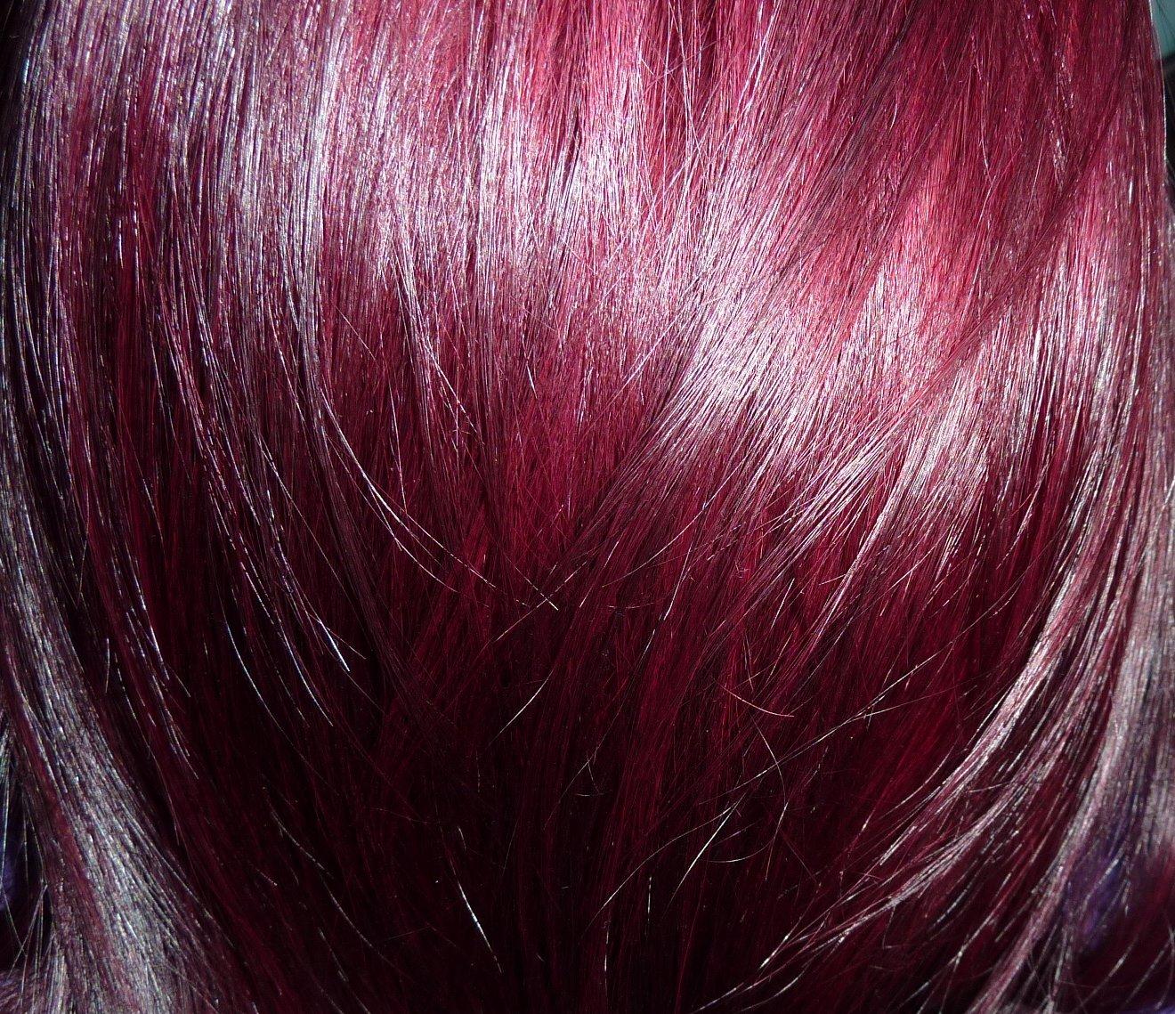 Wella Red Hair Color Formulas