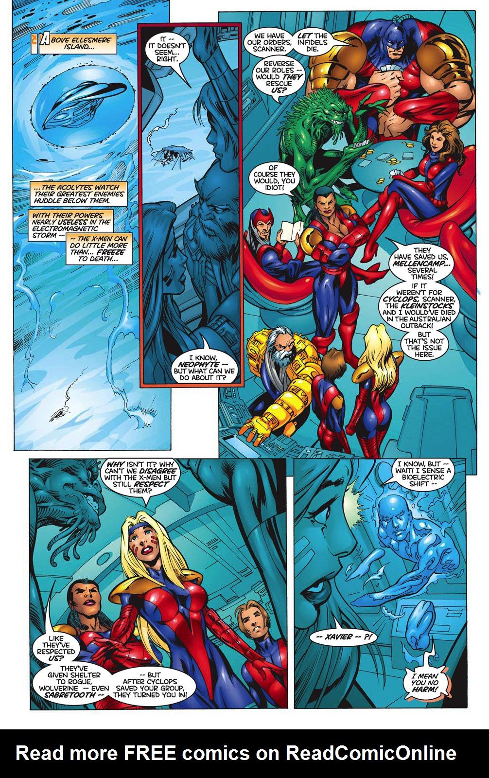 X-Men (1991) 86 Page 12