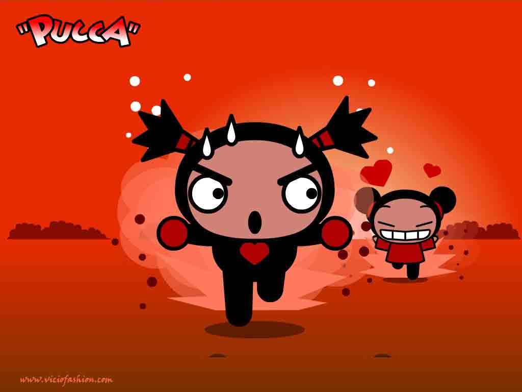 My StoryBook: Pucca!