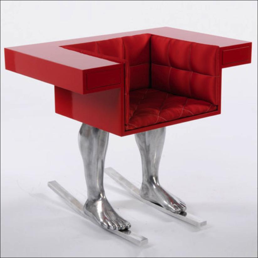 Nightfall project 1950s furniture research