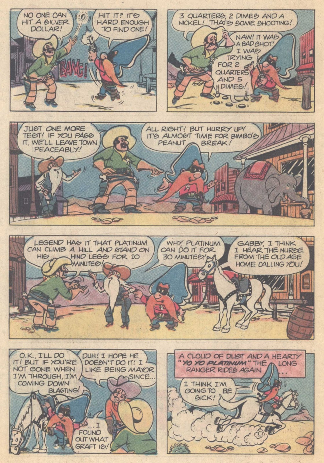 Yosemite Sam and Bugs Bunny issue 45 - Page 6