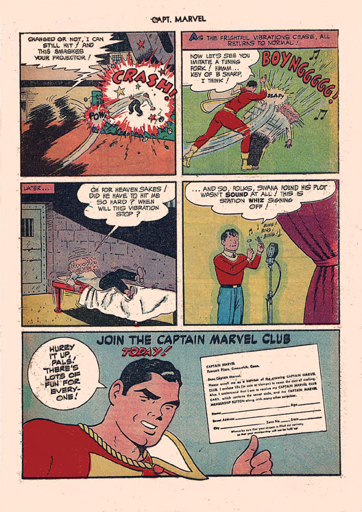 Captain Marvel Adventures issue 89 - Page 44