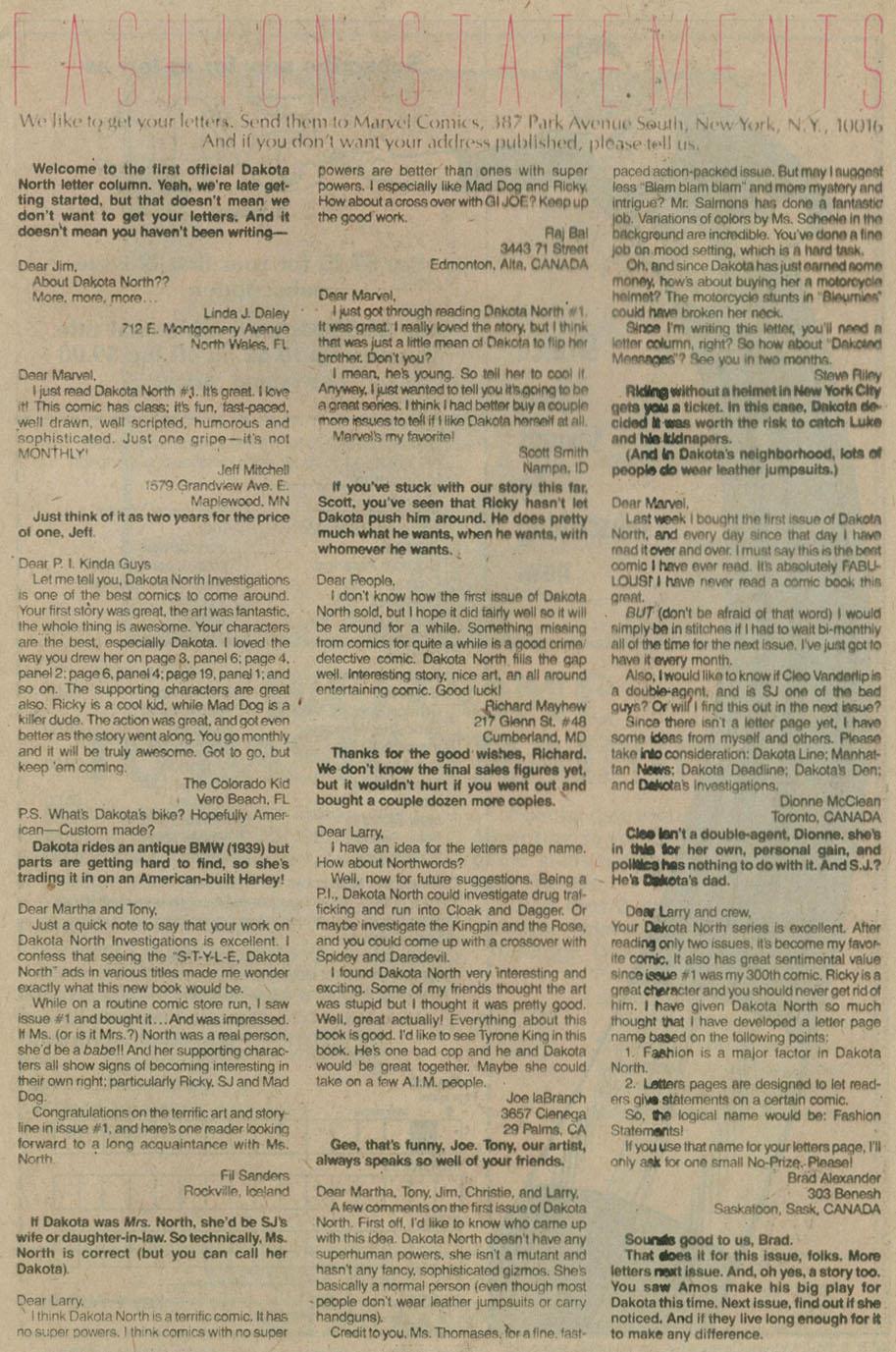 Read online Dakota North comic -  Issue #4 - 24