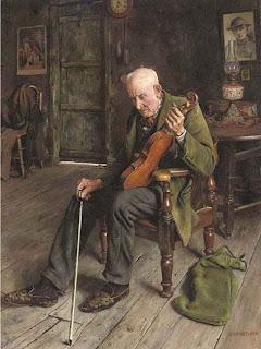 Resultado de imagem para pintura expressionista velhice