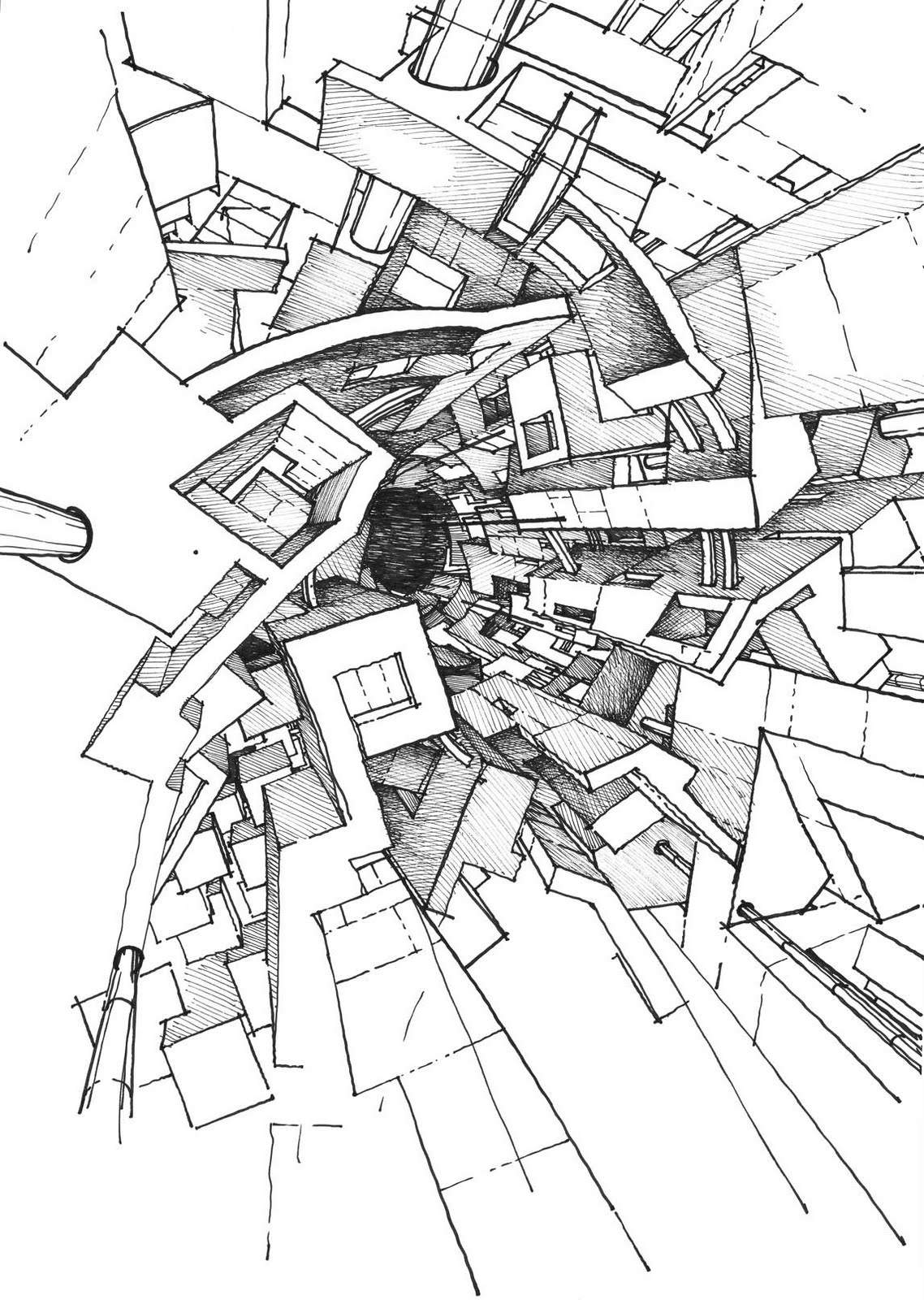 The Architecture Draftsman Mars Architectures 7