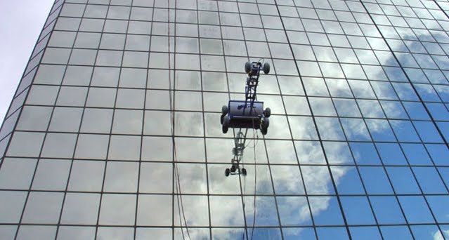 Robinson-Solutions Professional Window Cleaning: Sky Pro