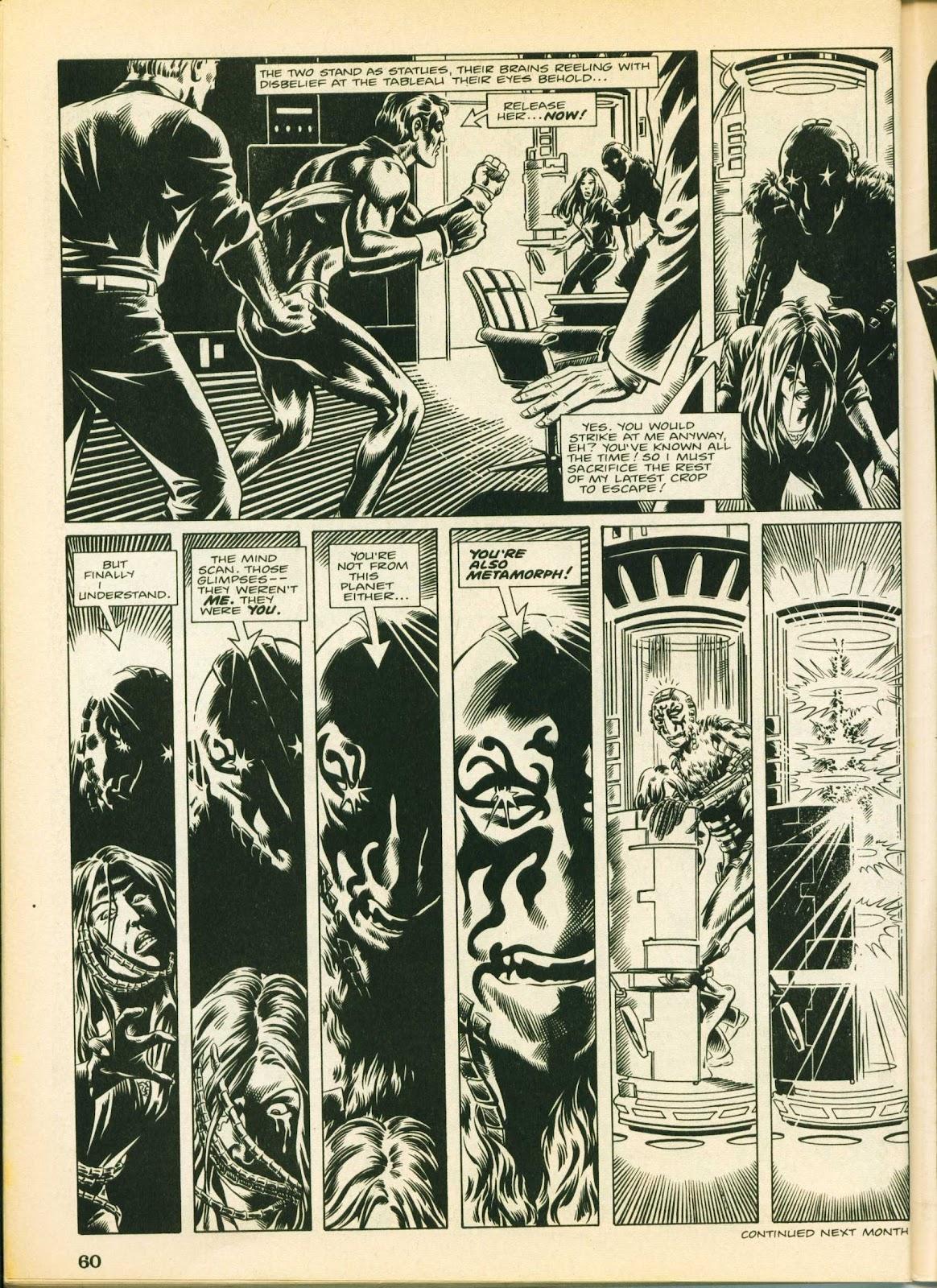 Warrior Issue #26 #27 - English 60